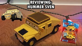 REVIEWING HUMMER SVEN