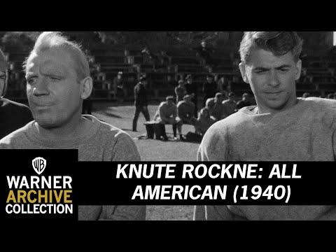 Knute Rockne: All American (1940) – Meet George Gipp