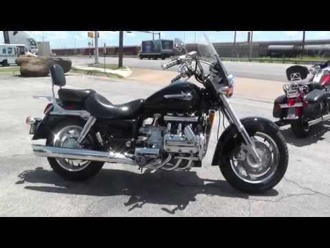 401406 - 2001 Honda Valkyrie GL1500CD1 - Used motorcycles for sale