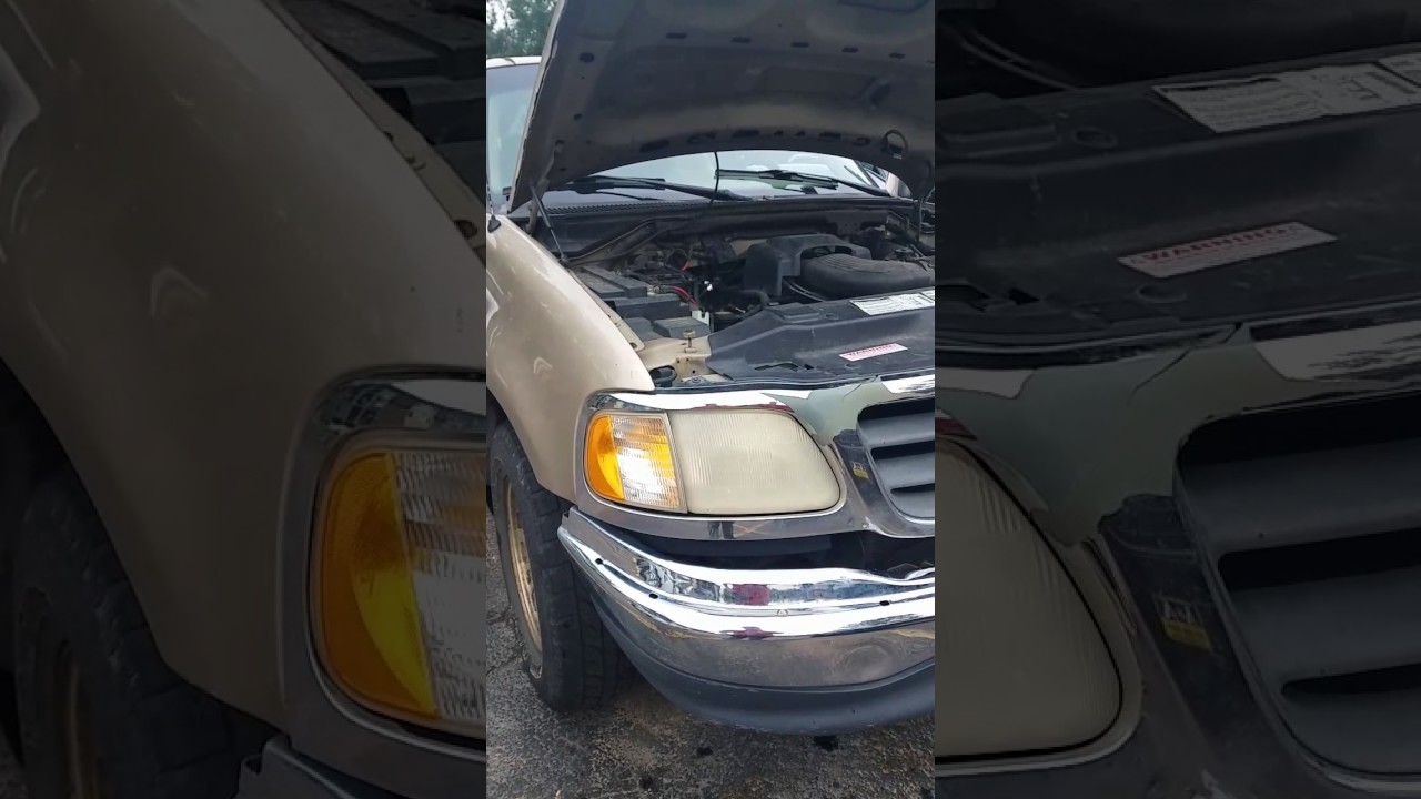 1997 2003 Ford F 150 5 4 Liter Heater Core Byp Delete