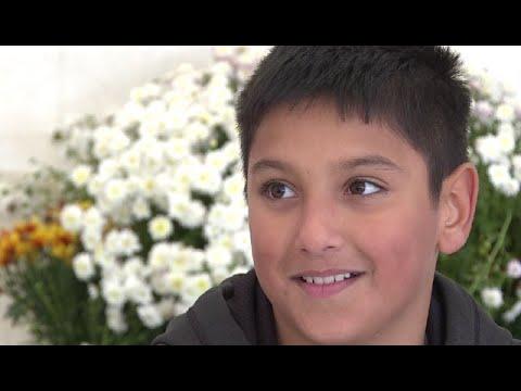 Wednesday's Child: Zubair