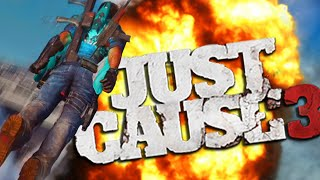 Just Cause 3: Sky Fortress - Rico Stark