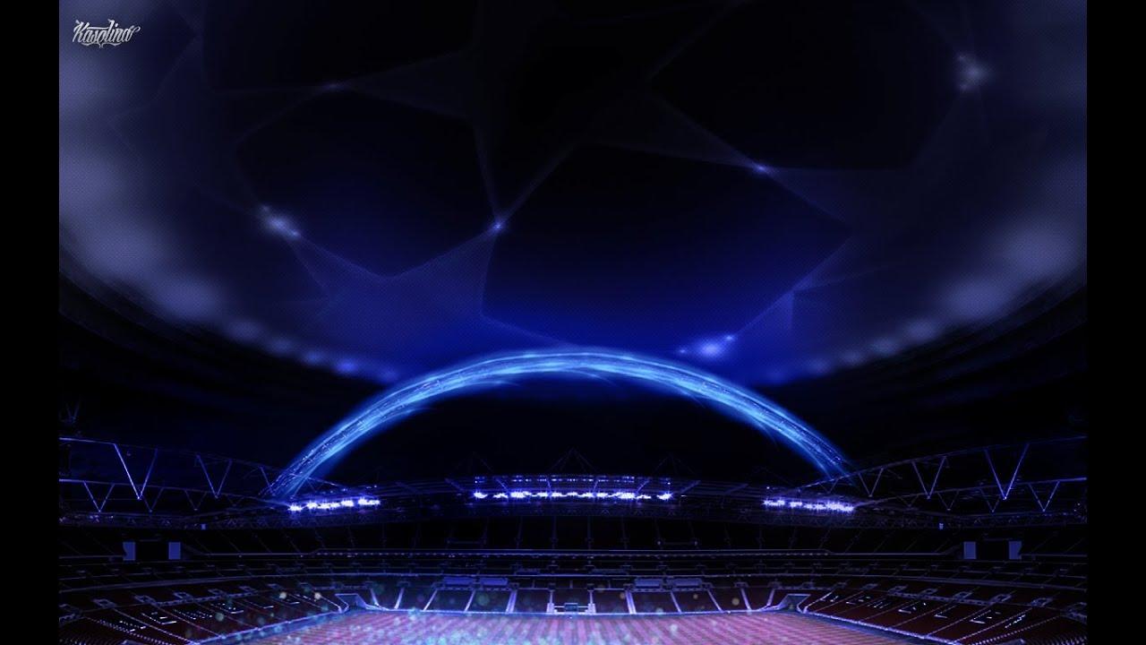 Messi 3d Wallpaper 2017 Champions League Wallpaper Speed Art Youtube