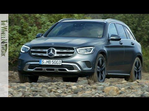 2020 Mercedes-Benz GLC Off-Road Driving