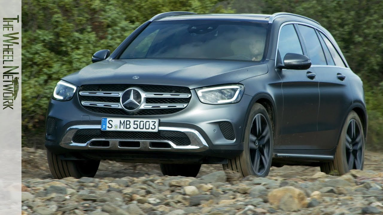 2020 Mercedes Benz Glc Off Road Driving Youtube