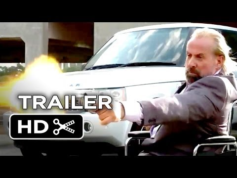 Rage TRAILER 2 (2014) - Peter Stormare, Nicolas Cage Thriller HD