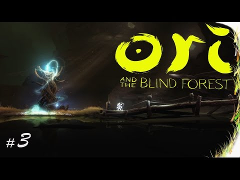 Ori and the Blind Forest • Пещеры духа • # 03 ♒♒♒ 720 HD