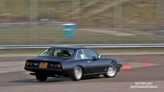 Ferrari 400i GT - Will it drift? - 1080p HD