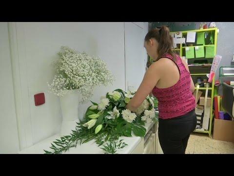 Attentat à Nice: les fleuristes mobilisés pour rendre hommage aux victimes