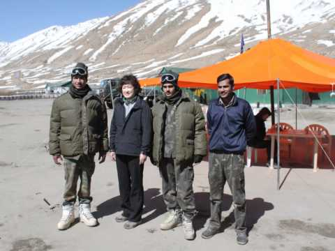 Travel in Leh(Ladakh).wmv
