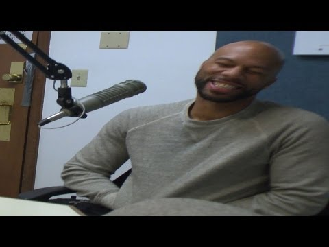 Common's TOP 5 Rappers of All-Time!
