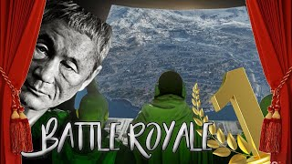 L'envers du décor #2 - BATTLE ROYALE