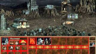 Heroes Of Might And Magic III Soundtrack-Necromancy Town