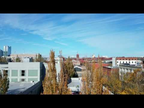 Portland Sky Time-lapse