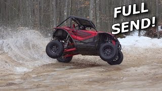 Honda Talon, RZR Pro XP, and Polaris General XP1000 BEAT DOWN!