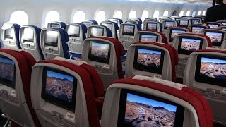 LATAM 787 Economy Class flight review