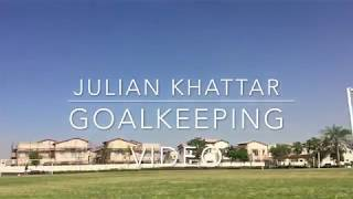 Julian Khattar Goalkeeping Video