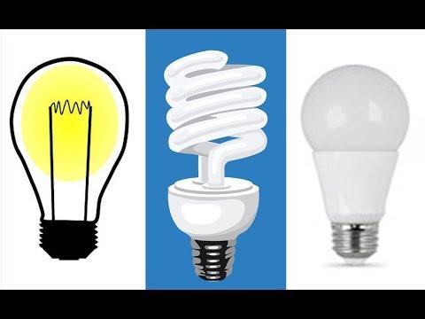 💡 Экономия на освещении: виды энергосберегающих ламп, цены и основные особенности