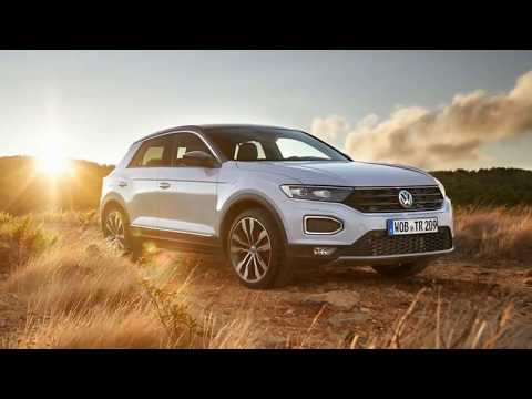 New Car Volkswagen T Roc 2017