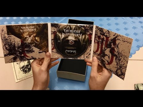 CAVALERA CONSPIRACY - Psychosis (Unboxing) | Napalm Records