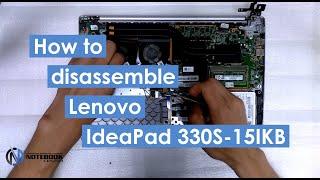 Lenovo IdeaPad 330S-15IKB