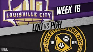 Louisville City FC vs Pittsburgh Riverhounds: June 27, 2018