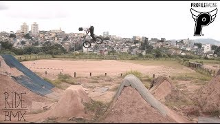 BMX - PROFILE - LEANDRO MOREIRA - CARACAS TRAILS IN BRAZIL