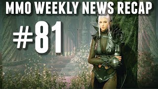 MMO Weekly News Recap #81 | BDO's New Expansion, WoW Classic Demo and More