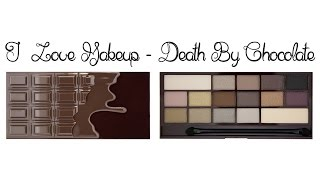 I ♡ Makeup - Death By Chocolate - Hit  Czy Kit ?