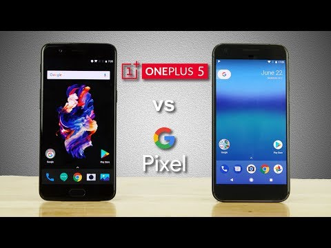 OnePlus 5 vs Google Pixel XL - Speedtest Comparison!