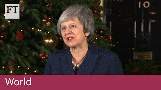 May wins confidence vote and seeks to reassure