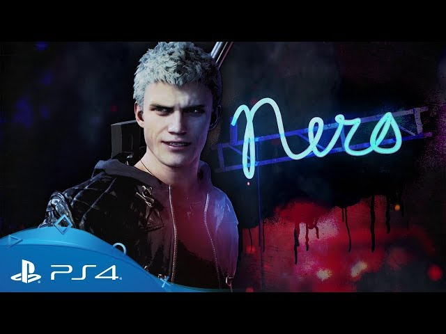 Devil May Cry 5 | Nero Character Combat trailer | PS4