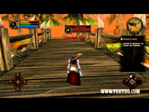 Order And Chaos Online - Ouya