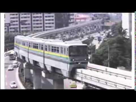 Jokowi Impor Monorail dari China?