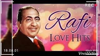 Badi door se Aaye hai-mohammad Rafi created by waris Raza