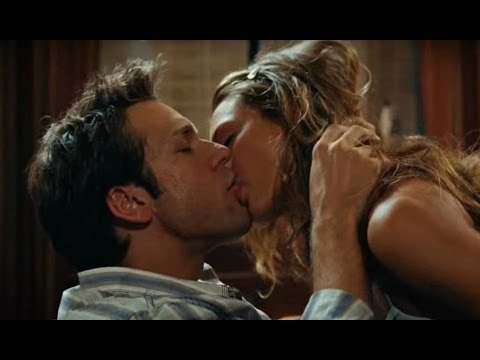 Good Luck Chuck Jessica Alba And Dane Cook Hot Kissing Scene