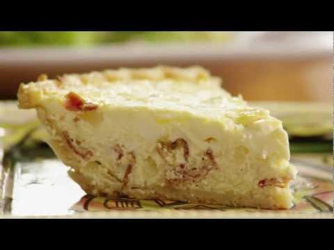 How To Make Classic Quiche Lorraine | Quiche Recipe | Allrecipes.com