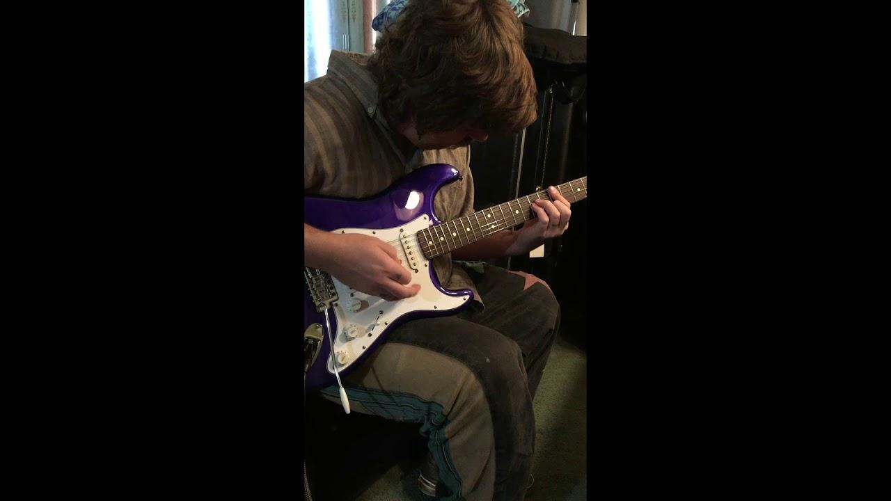 Fender Stratocaster 1999 MIM Midnight Blue