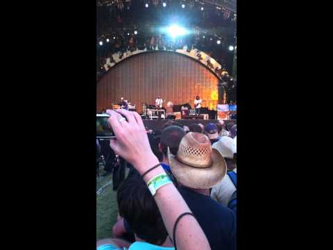 """Band of Horses - """"The Funeral"""" - ACL Music Festival - October 10, 2010"""