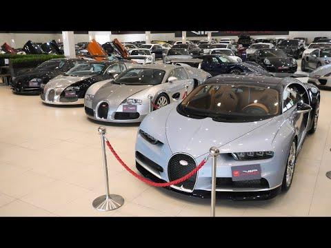 best car showroom