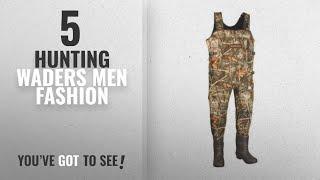 Top 10 Hunting Waders [Men Fashion Winter 2018 ]: Lacrosse Mallard II Expandable 1000G Insulated