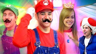 Super Mario 3D World: STARS! CLONES! FIREBALLS!