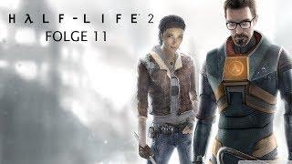 Der Friedhof ist der Ausgang | Folge 11 | Half Life 2 | Let´s Play