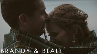 Brandy & Blair | Wedding Highlight | Port Cunnington Lodge, Ontario