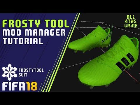 FIFA 18 Frosty