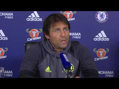 Antonio Conte prematch press conference v Middlesbrough