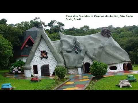 Most beautiful storybook cottage homes youtube for Storybookhomes com