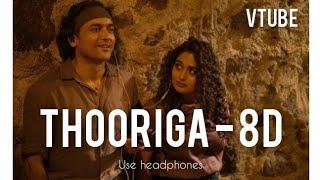 Thooriga (8D AUDIO) - VTube |  Guitar Kambi Mele Nindru | Navarasa | Karthik | Suriya | Use 🎧