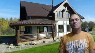 загородный дом,строительство и ремонт (экскурсия)(Видео отчет о строительстве загородного дома,ремонт и отделка (небольшая экскурсия), 2015-10-16T19:28:57.000Z)