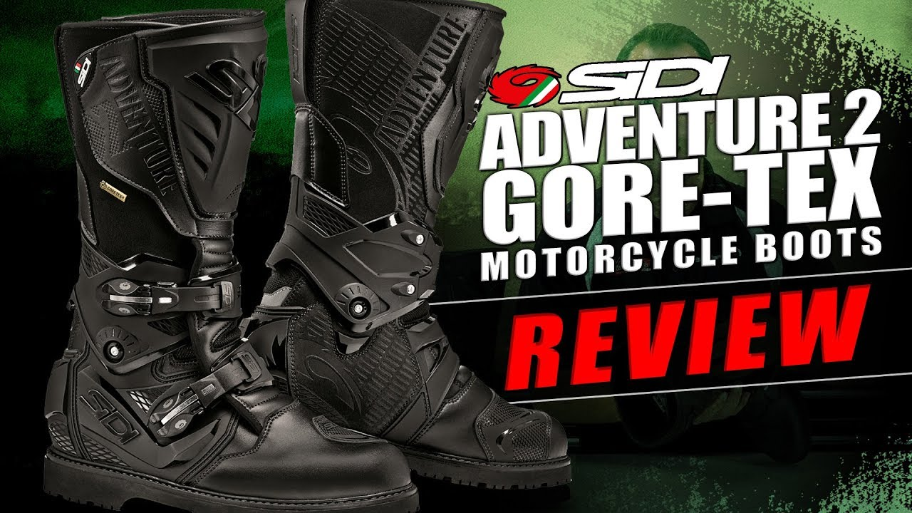 Sidi Adventure 2 Gore Tex Boot Review |